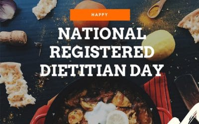 National Registered Dietitian Day